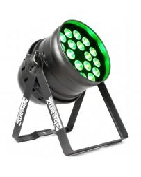 Skytec - BPP210 LED PAR 64 18x 12W Quad RGBW IR DMX