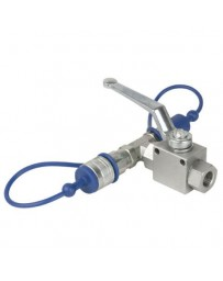 Showtec - CO2 3/8 Q-lock release valve