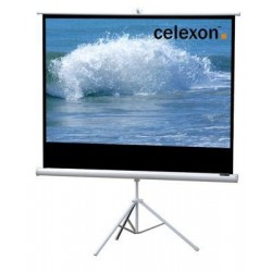 Celexon - Tripode Basica-Blanca 133x75