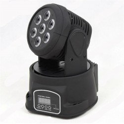 ZB - 7x12W led DMX Wash