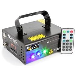 BeamZ - Surtur II Doble Laser RG