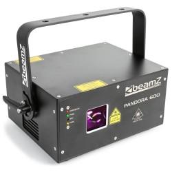 Skytec - Pandora 600 Laser TTL RGB
