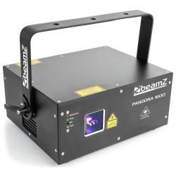 Skytec - Pandora 1600 Laser TTL RGB