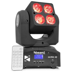 BeamZ - Matrix22 Cabeza Movil