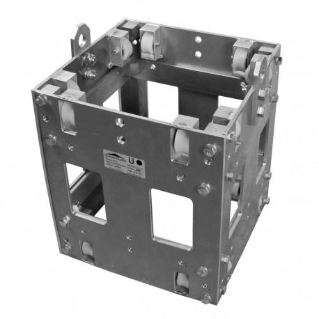 Pequeño pica de tierra para flashes esclavos cámaras vigas de infrarrojos cámaras de pista
