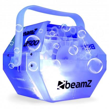 BeamZ - B500LED Maquina de burbujas mediana con LED RGB 1