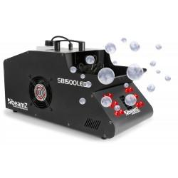 BeamZ - SB1500LED Maquina de Humo yBurbujas con Led RGB 1