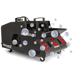 BeamZ - SB2000LED Maquina de Humo y Burbujas Led RGB 1