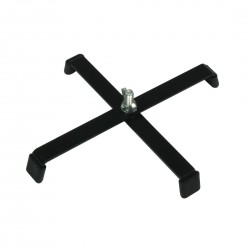American Dj - Floor stand 4 legs black FS4LB 1