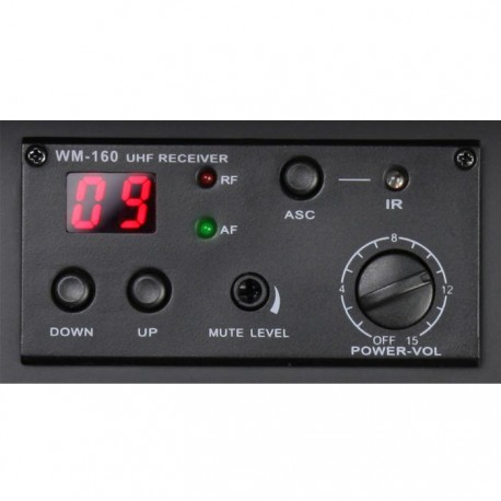 LD Systems - LDRM102R 1