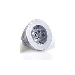 ZB - 3W mr16 rgb led spotlight