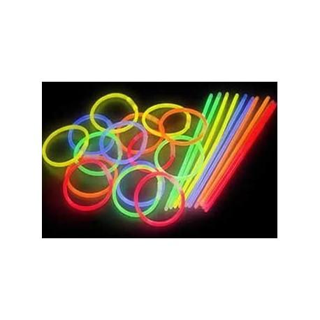 ZB - 100 pulseras Luminosas