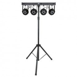 Showtec - Compact Power Lightset 4 RGBW 1