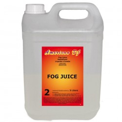 American Dj - Fog juice 2 medium 5 Liter