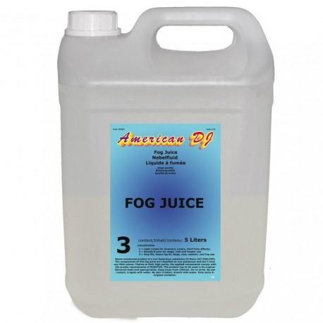 American Dj - Fog juice 3 heavy 5 Liter
