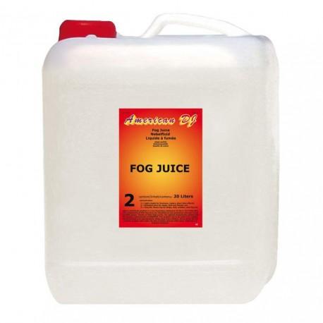 American Dj - Fog juice 2 medium 20 Liter