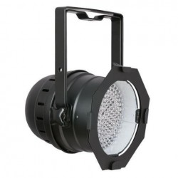 Showtec - LED Par 64 Short Pro Black 177 Demo/OUTLET Producto