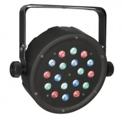 Showtec - Club Par 18/1 RGB Demo/OUTLET Producto