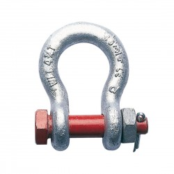 Duratruss - Shackle w screw/splint, 3250kg Ref. 1744000014
