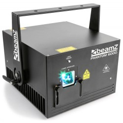 BeamZ - Phantom6000 DiodoPuro RGB Analog