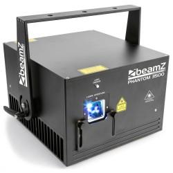 BeamZ - Phantom 3500 LaserDiodoPuro RGB