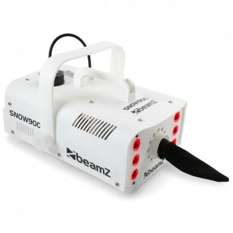 BeamZ - Snow900LED Maquina de nieve con 6 LEDs 1