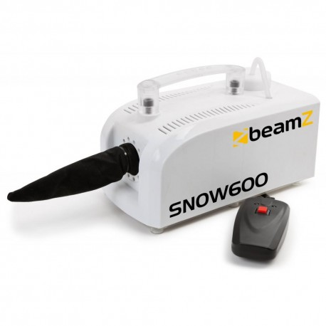 BeamZ - SNOW600 Maquina de nieve 1