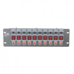 Showtec - Showtec DJ-Switch 10F 1