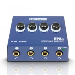 LD Systems - HPA 4