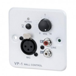 Dap Audio - DAP-Audio MA-8120WP Wall Control