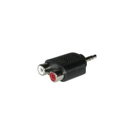 Dune - Minijack Stereo - 2 RCA