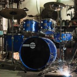 Dixon - BZ522 BLAZE Metallic Blue