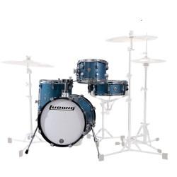 Ludwig - BREAKBEATS LC179X en Azure Blue