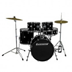 Ludwig - ACCENT FUSE LC170 en Black