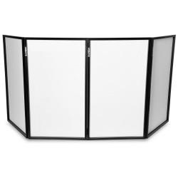 Vonyx - DB5 Pantalla DJ plegable 120 x 70 (4 Paneles) 1