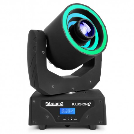 BeamZ - Illusion II Cabeza Movil 3 LED 30W Spot 2