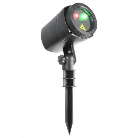 BeamZ - Arche Laser de exterior IP65 con mando RF 1