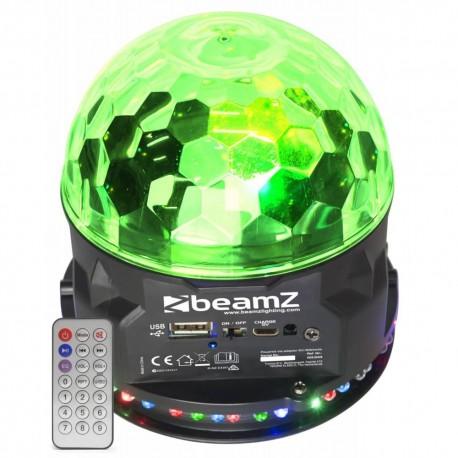 BeamZ - PLS10 Jellyball altavoz y BT 1