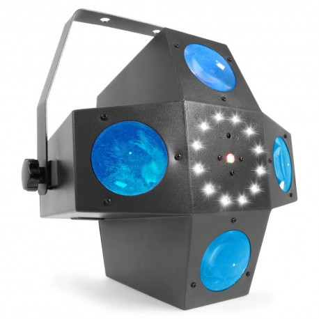 BeamZ - Multitrix LED con laser y strobo 1