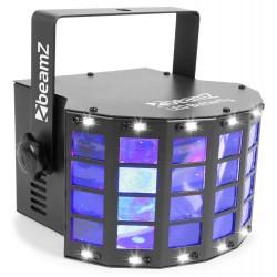 BeamZ - LED Butterfly con strobo