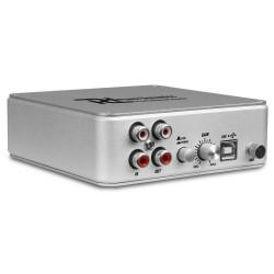 Powerdynamics - PDX015 USB2.0 Pre amplificador de Phono con Software 1