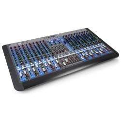 Powerdynamics - PDM-S2004 Mezclador 20 canales Doble uso 1