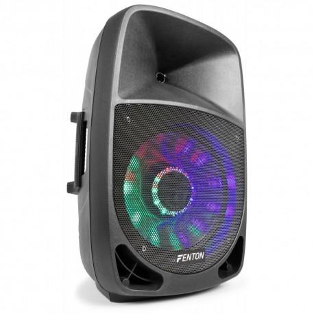 Fenton - FT1500A Bafle Activo 15'' MP3/BT/LED 1