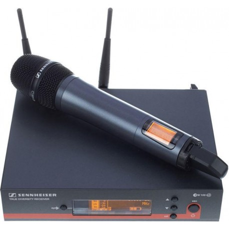 Sennheiser - Sistema inalámbrico UHF 0