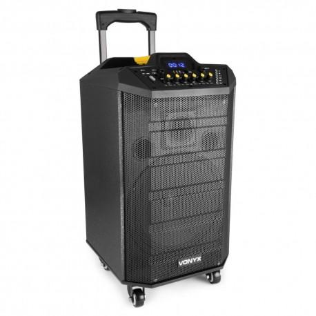Vonyx - VPS10 Sistema Portatil de Sonido 10'' con BT 1