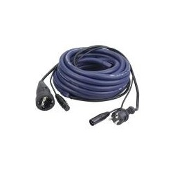 Dap Audio - Powersignalcable 10 mtr FP0510 0