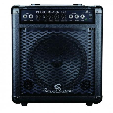 Sound Sation - PITCH BLACK-35B - Z-Bombilla