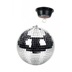 BeamZ - Bola de espejos con motor, 20cm 151.333 1