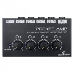 Sound Sation - POCKET-AMP 1