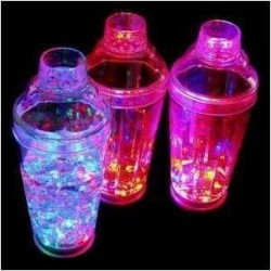 ZB - Coctelera LED 500ml